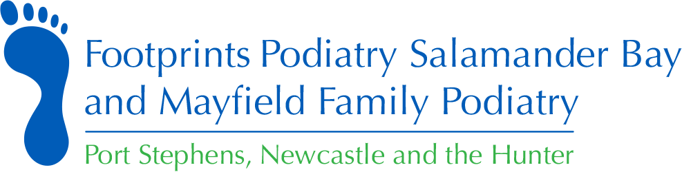 Footprints Podiatry Salamander Bay and Mayfield Family Podiatry